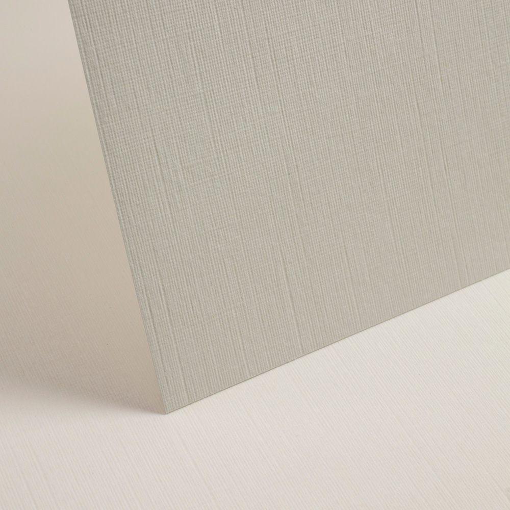 A4 Ivory Linen Card - 255gsm