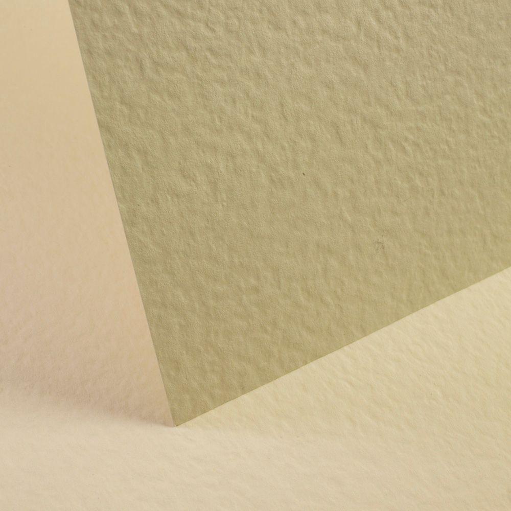 A4 Textured Rich Cream Hammered Card - 255gsm