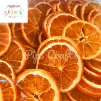 Dried Orange Slices - Pack of 10