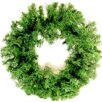 Decorate Your Own Wreath - Spruce Green 45cm