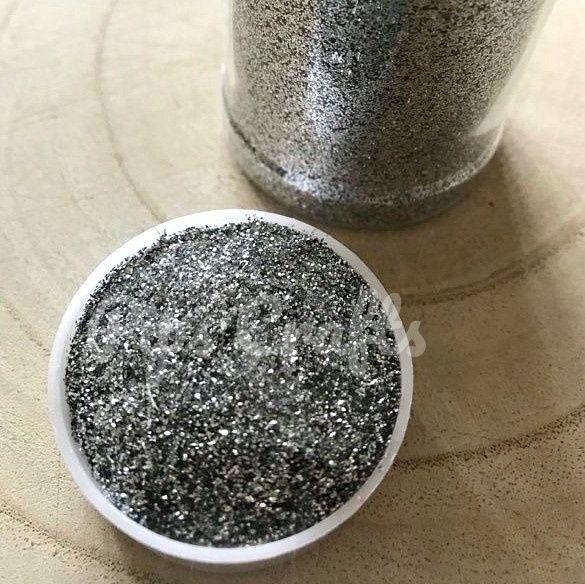 Sparkly Fine Multi Purpose Glitter 50g - Silver