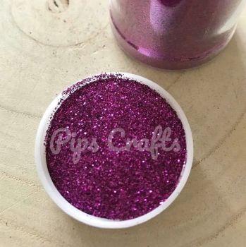 Sparkly Fine Multi Purpose Glitter 50g - Magenta