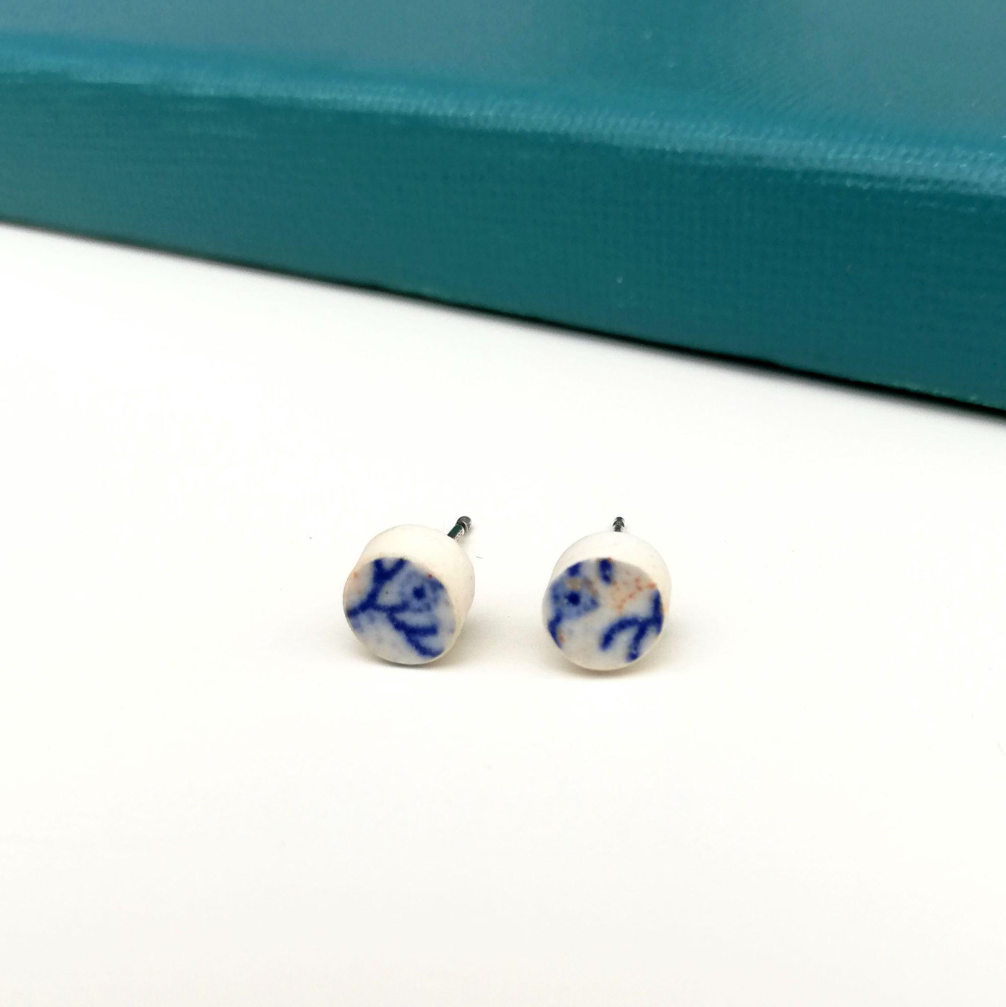 Garden Stud Earrings