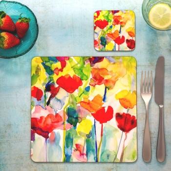 Summer Garden Placemat