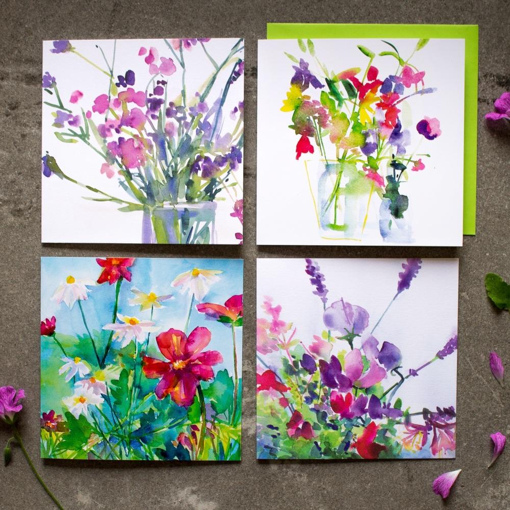 Flower Garden Collection Three