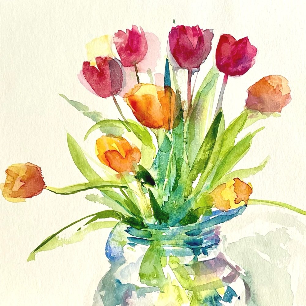 Nan's Tulips