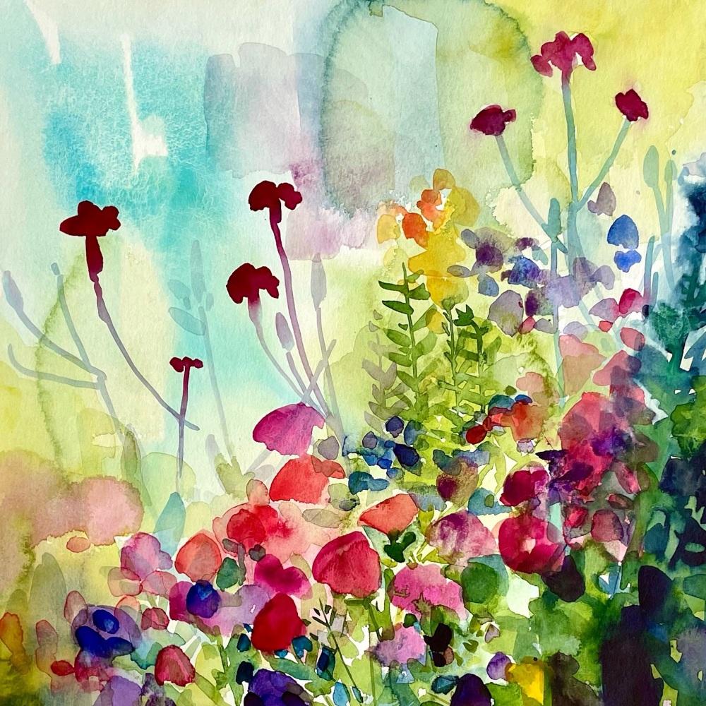 Garden Twilight