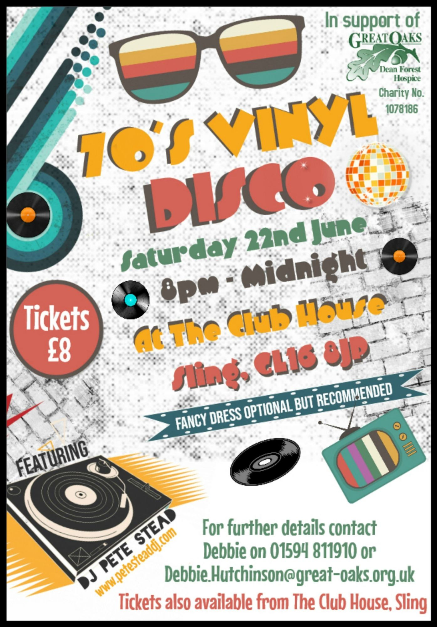 70's Vinyl Disco