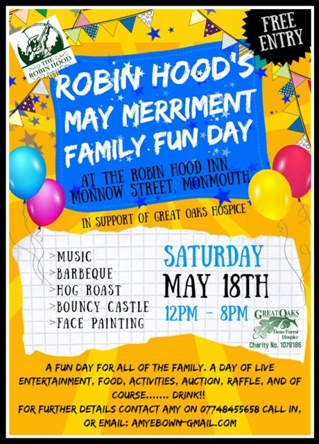 Robin Hood - Family Fun Day