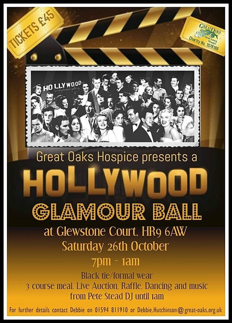 Hollywood Glamour Ball