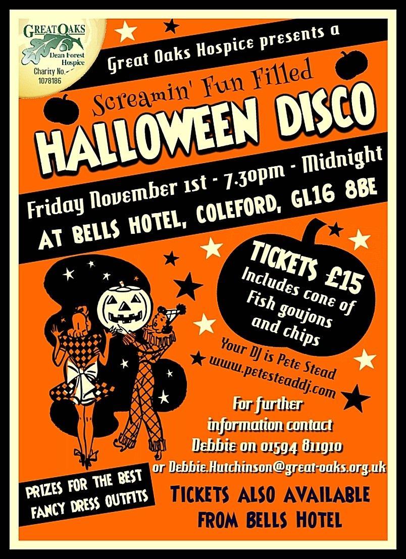 Halloween Disco