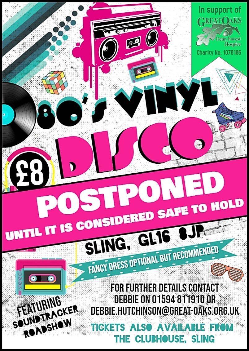 80's Vinyl Disco