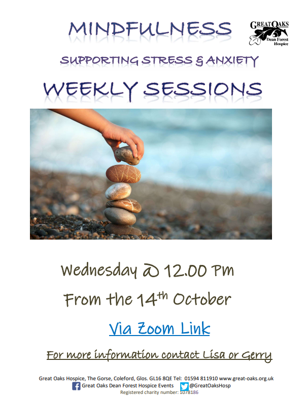 Weekly Mindfulness Sessions