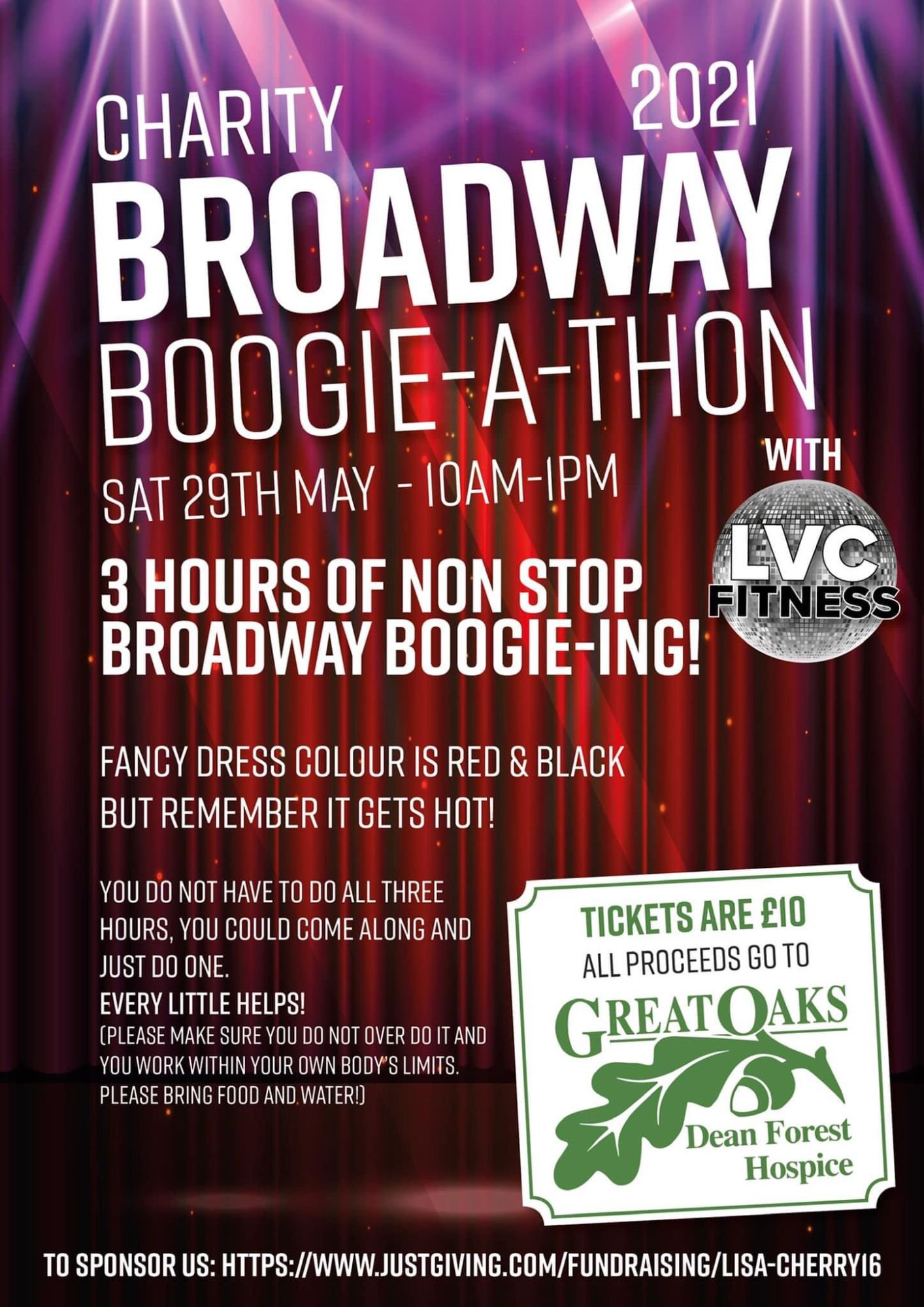 Broadway Boogie-A-Thon