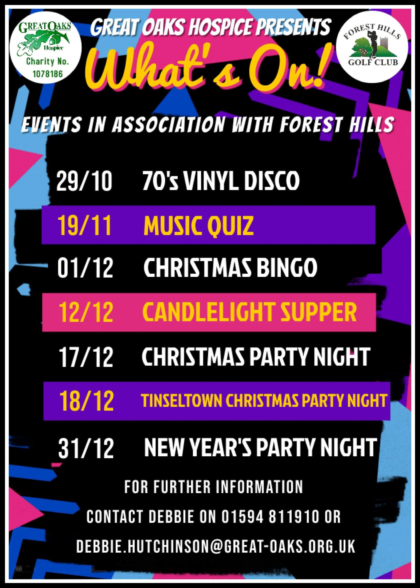 Forest Hills Events