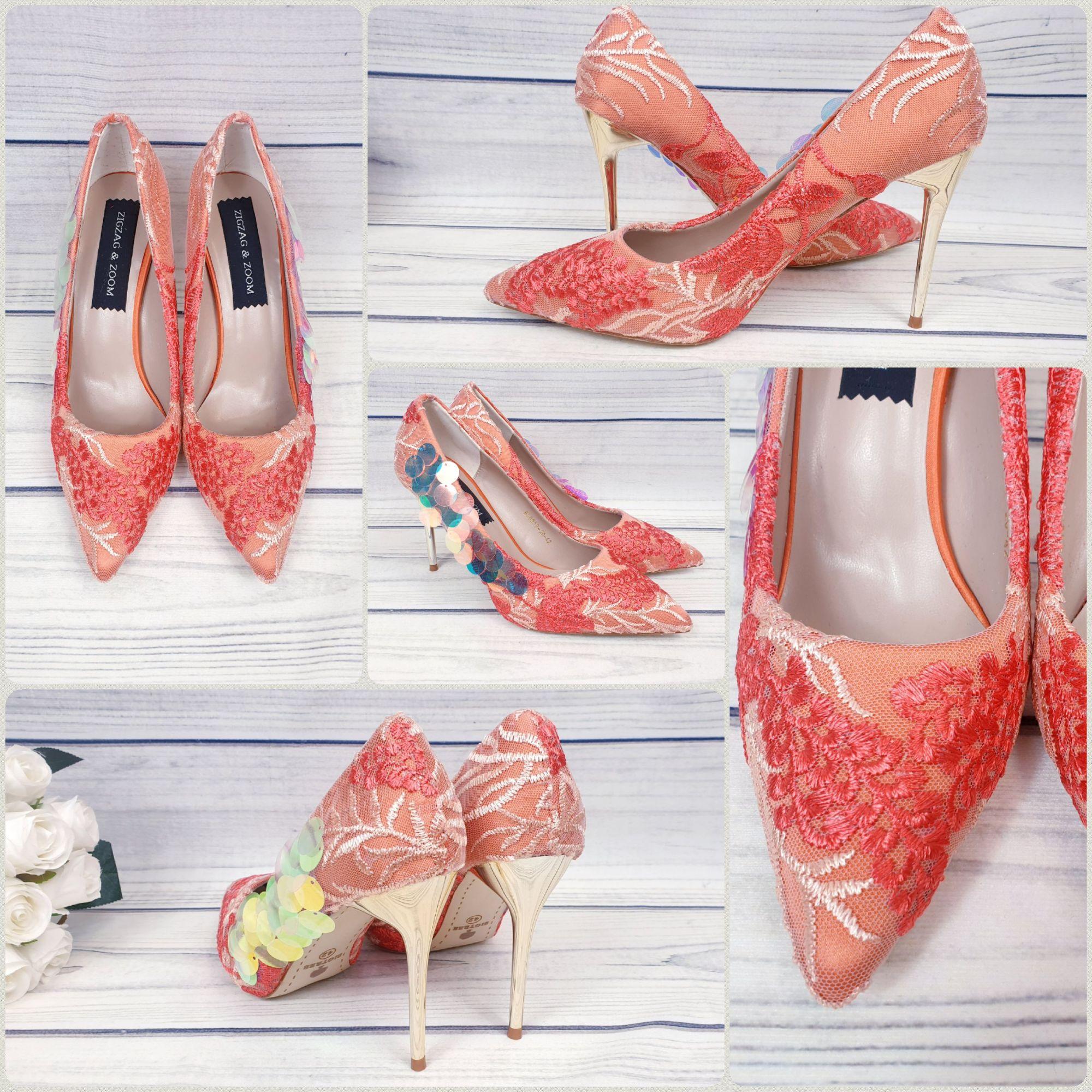 Beautiful custom designed shoes