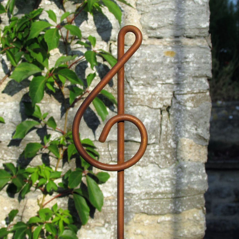 Clef Plant Stake