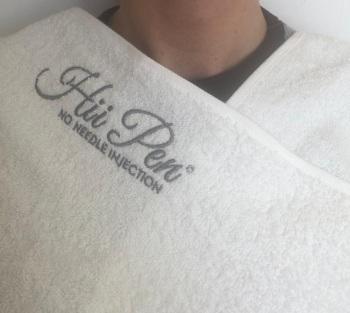 Hii Pen Neck Towel