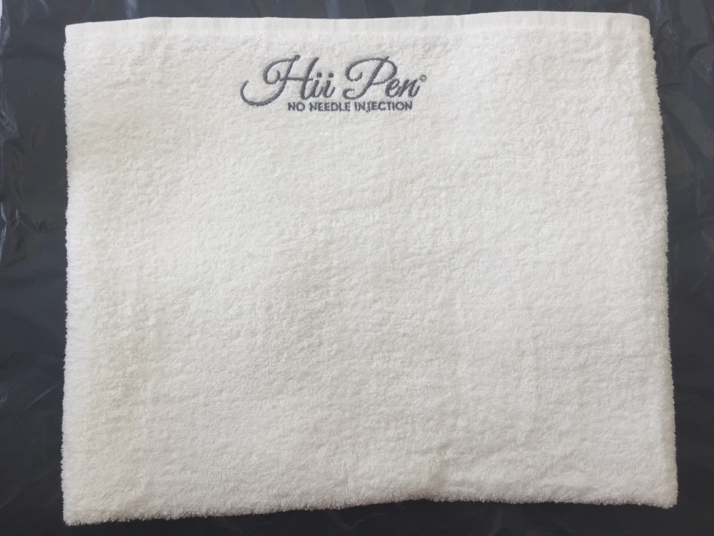 Hii Pen Bed Towel