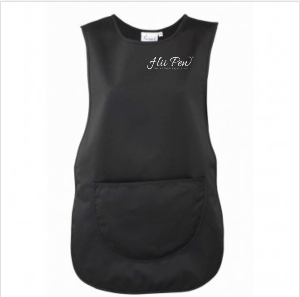 Hii Pen Branded Overall - Black