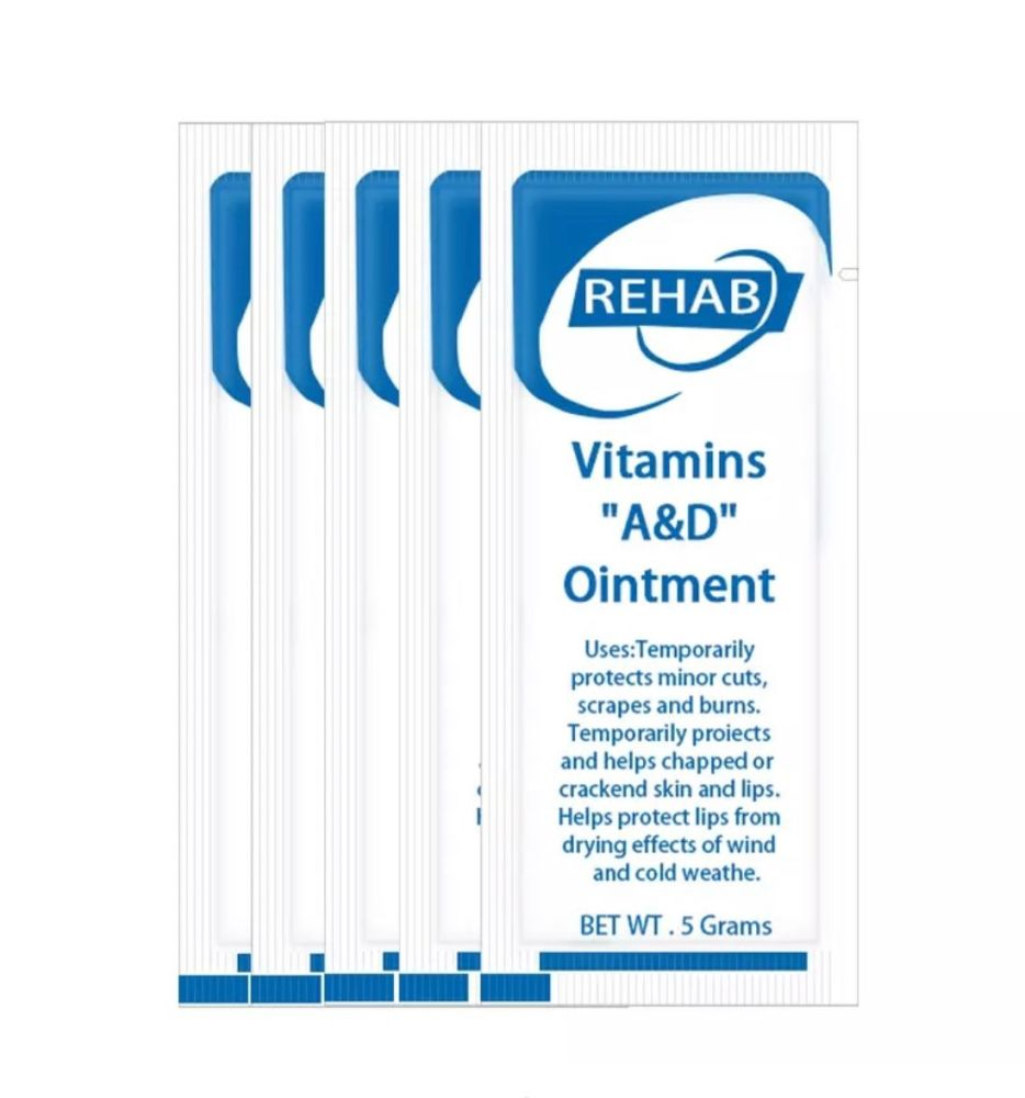 A and D Ointment (10 sachets)