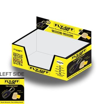 Tin Set with display box - PRE ORDER FOR MID APRIL 25% DEPOSIT