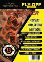 2021 REFILL NEEM POWER POD with added black pepper PRE ORDER MID APRIL