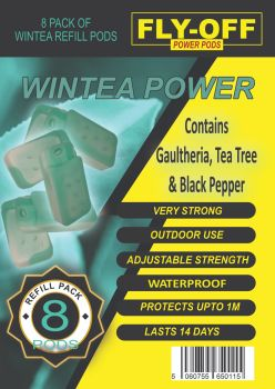 2021 REFILLS WINTEA POWER PODS available 4th March