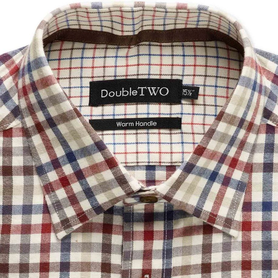 Double Two Shirts