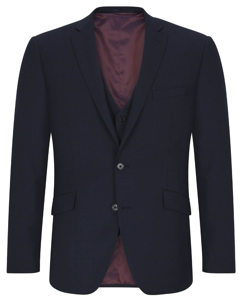 Dale Dark Blue 2 Piece Suit