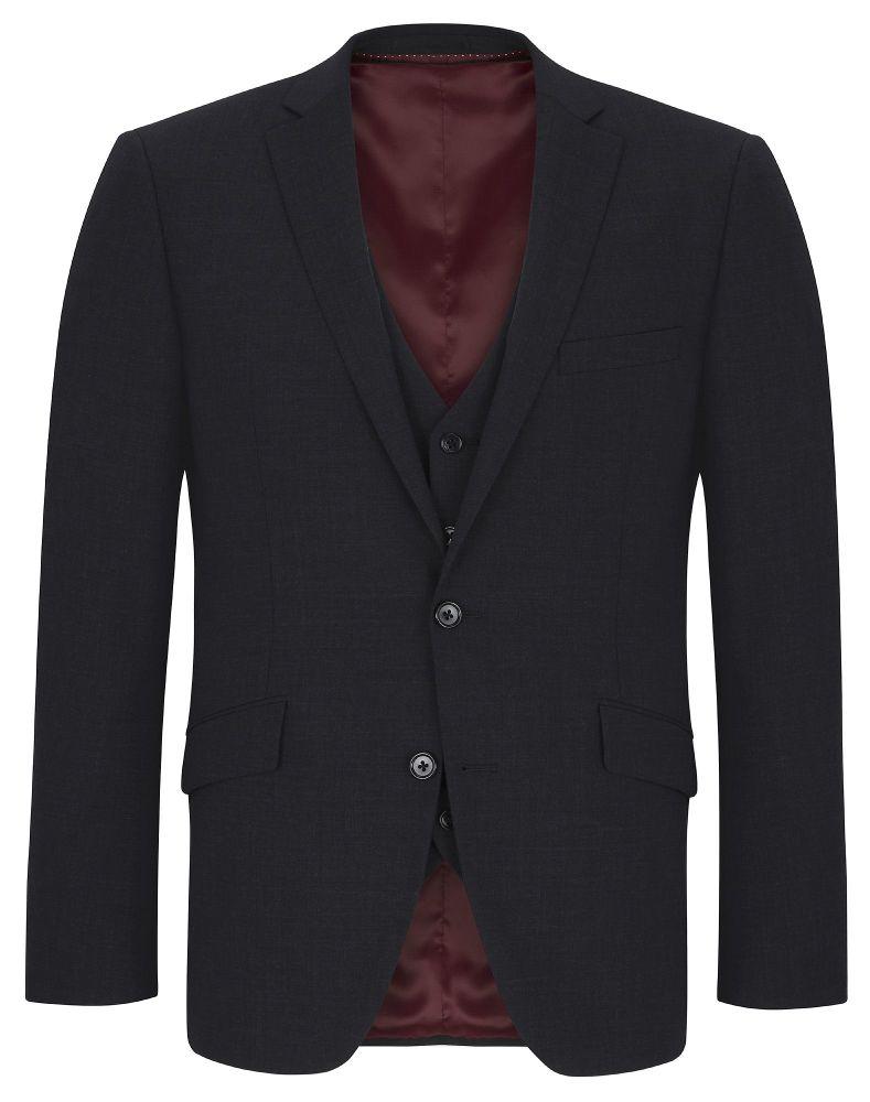 Daniel Grahame by Douglas Dale Dark Grey 2 Piece Suit