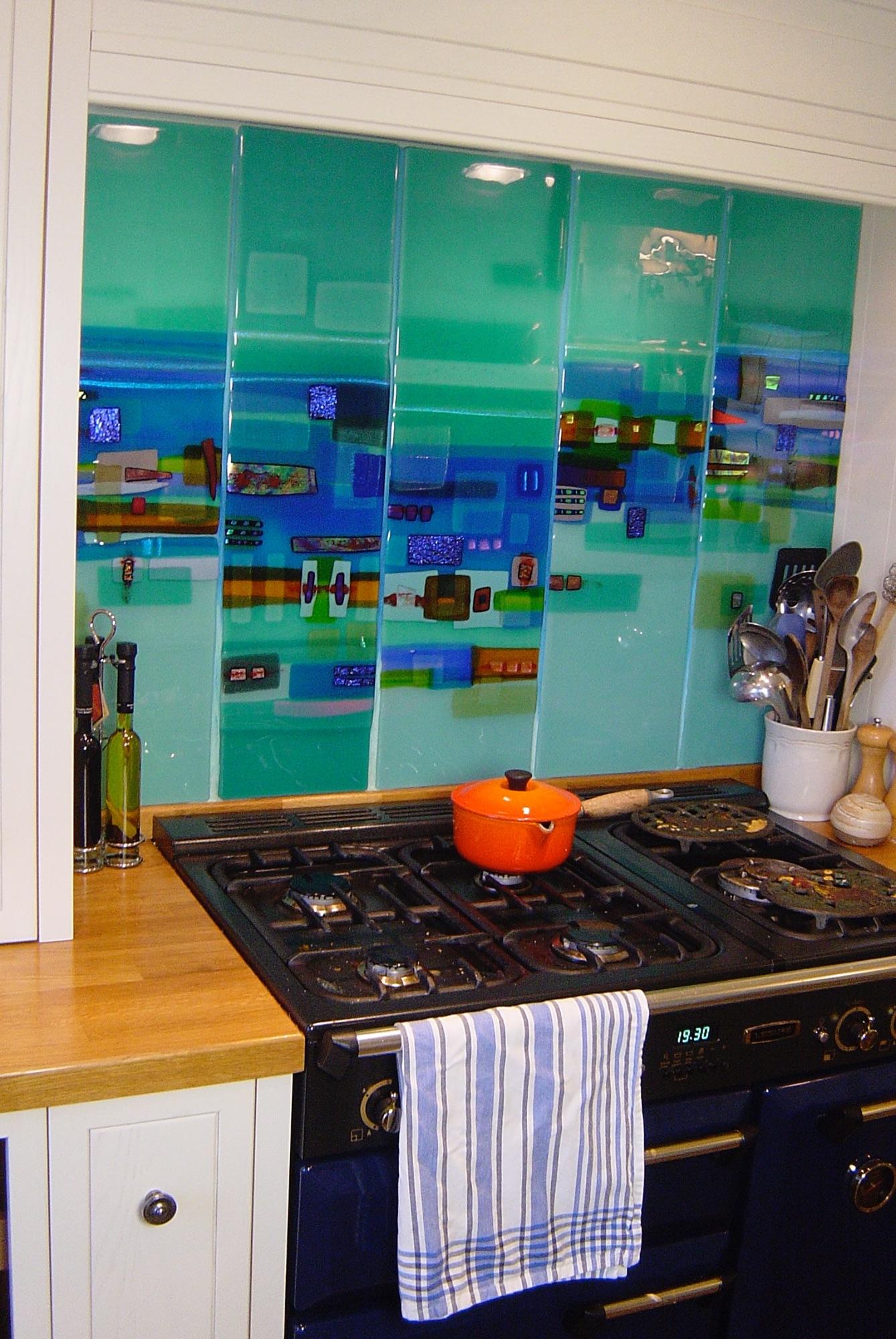 Commissions - Kitchen Splashback