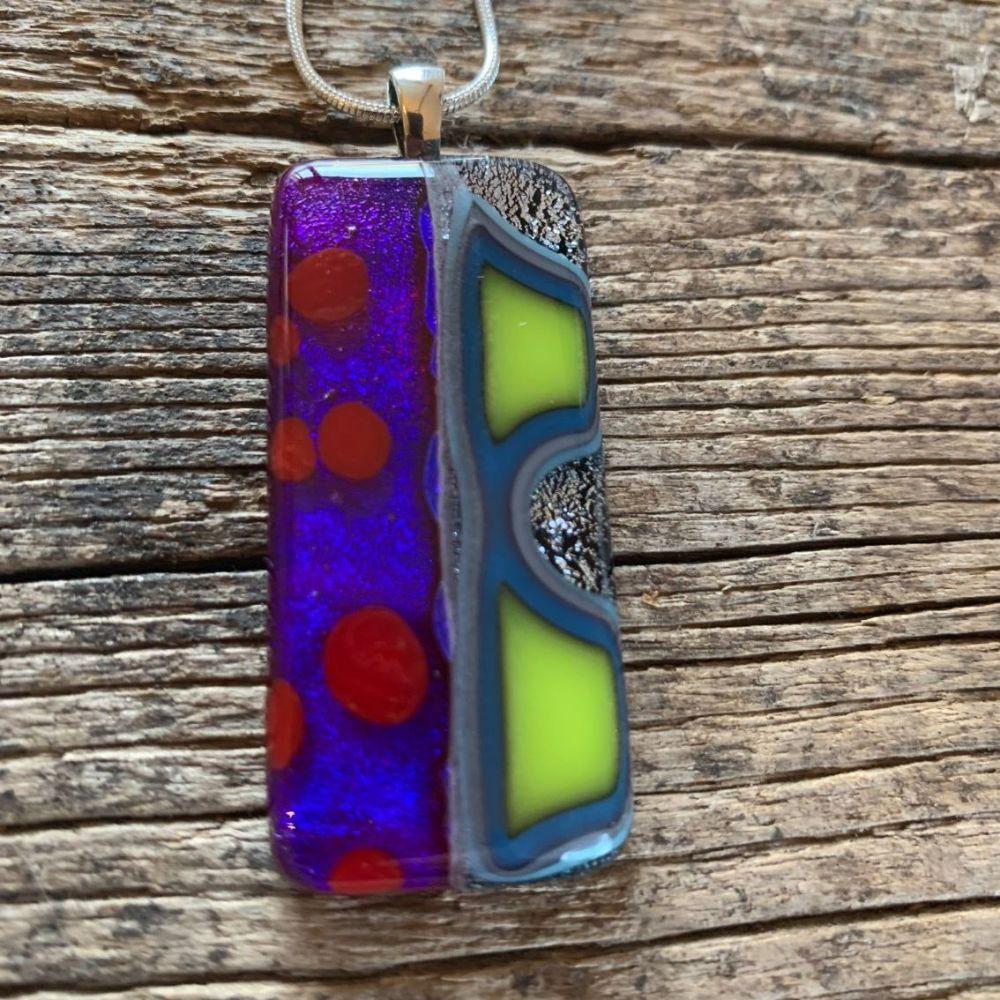 'Klimt' Pendant, Collier 'Klimt'