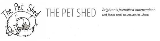 The Pet Shed Company Logo