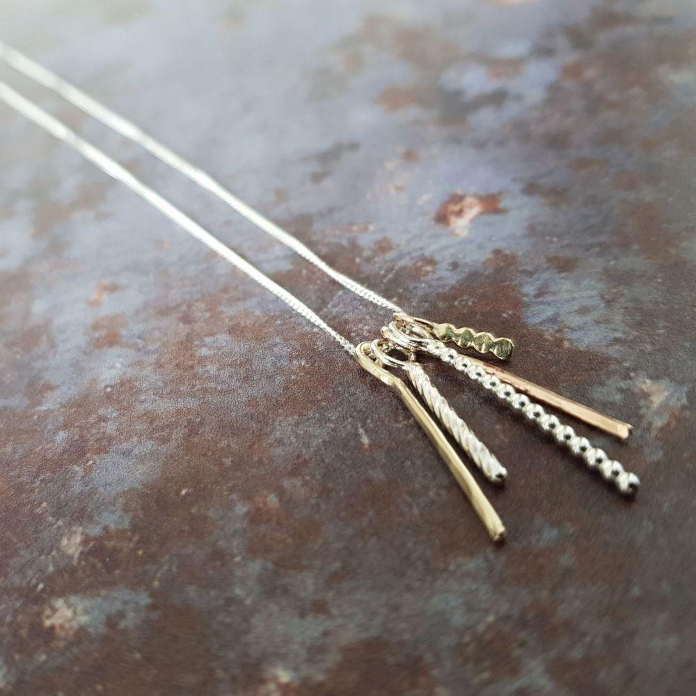 The Blend drop necklace