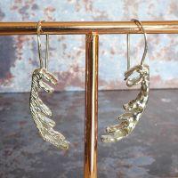 Moorland drop earrings