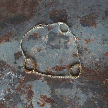 Pebble bracelet