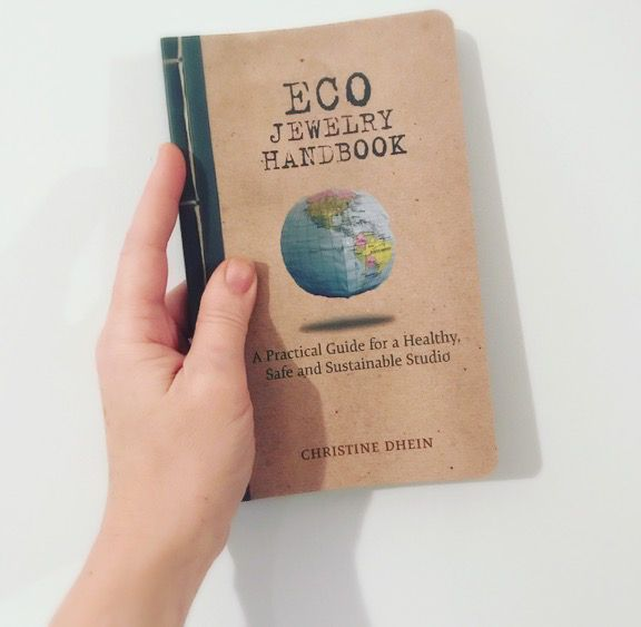 ECO JEWELRY HANDBOOK BY CHRISTINE DHEIN