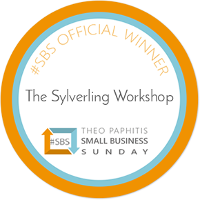 The Sylverling Workshop Theo Paphitis Small Business Sunday Award