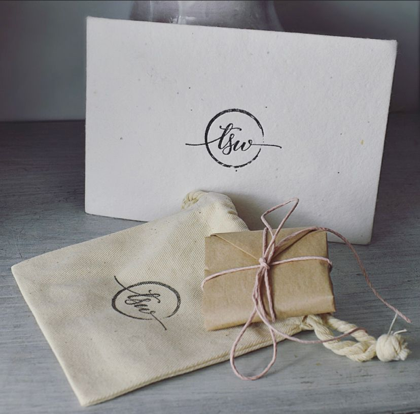 Eco friendly packaging The Sylverling Workshop