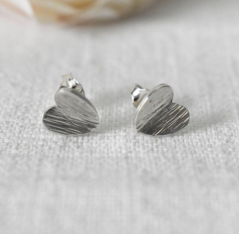 Argentium Earrings