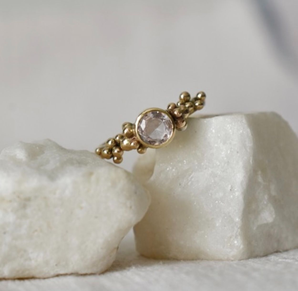 Recycled 9ct Gold and Pink Sapphire Ring By The Sylverling Workshop 13.jpg