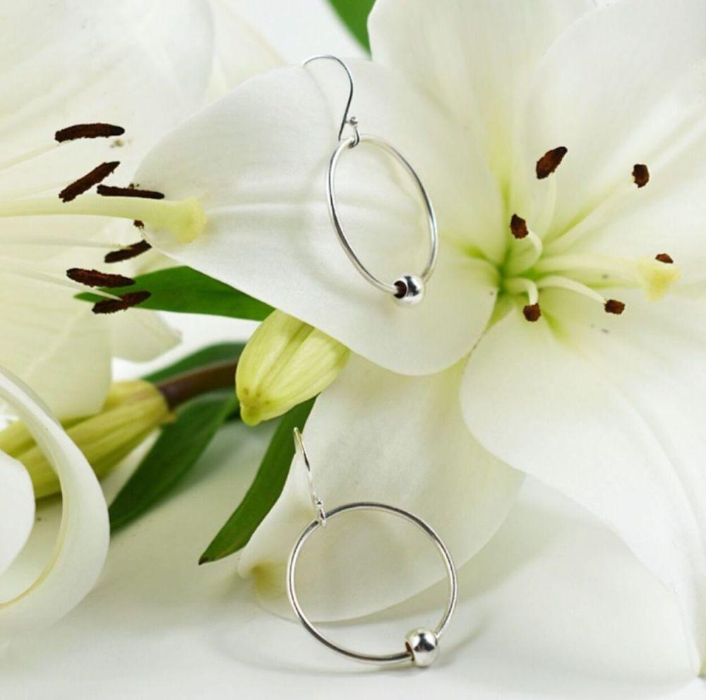Ingrid Hoop Earrings