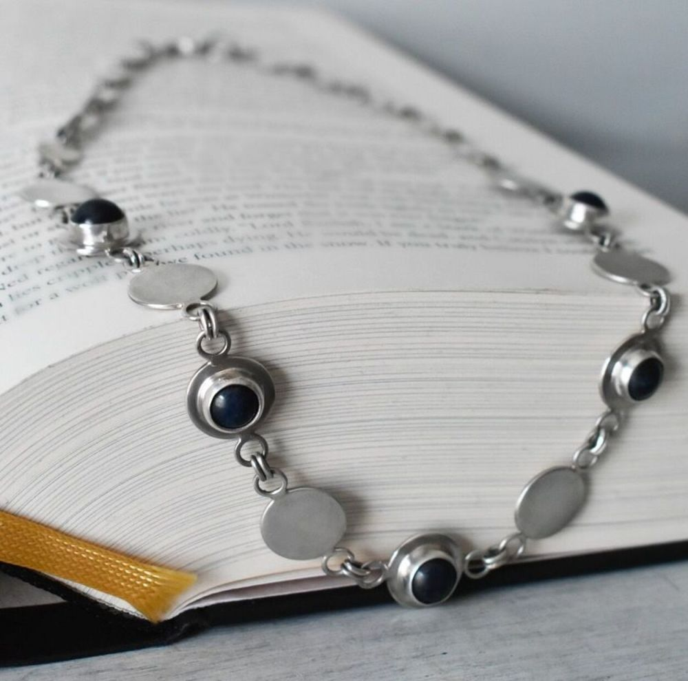 Handmade To Order-Gersemi Sodalite Necklace