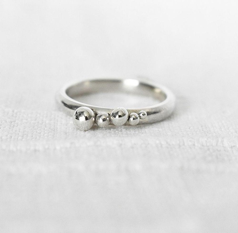 Lotta Ring - Handmade To Order
