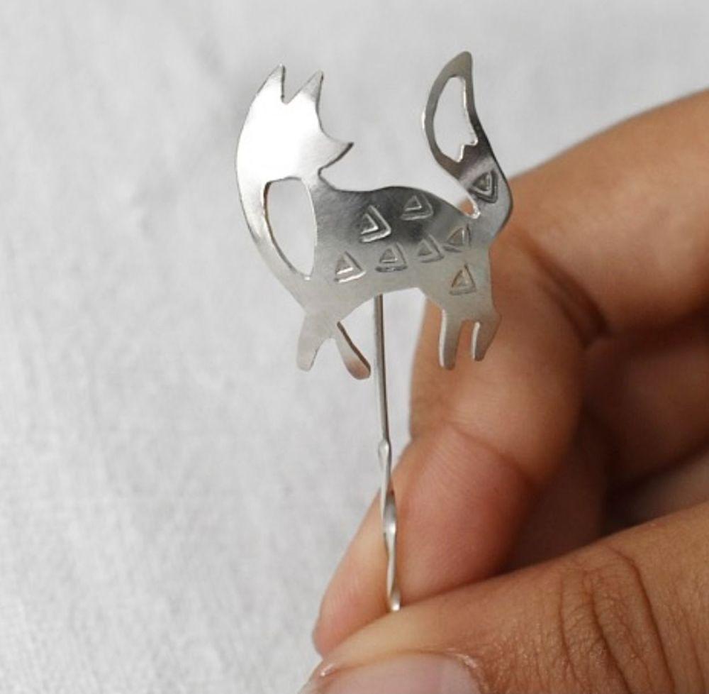 Little Woodland Fox Pin