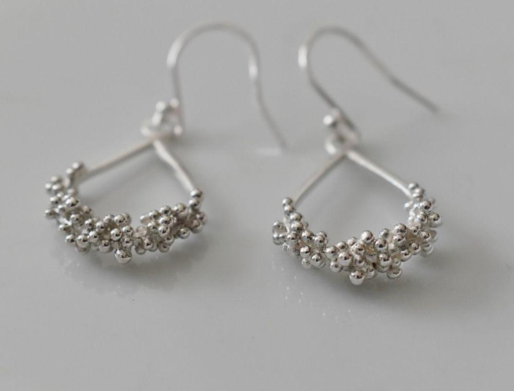 Ocean Floor Drop Earrings