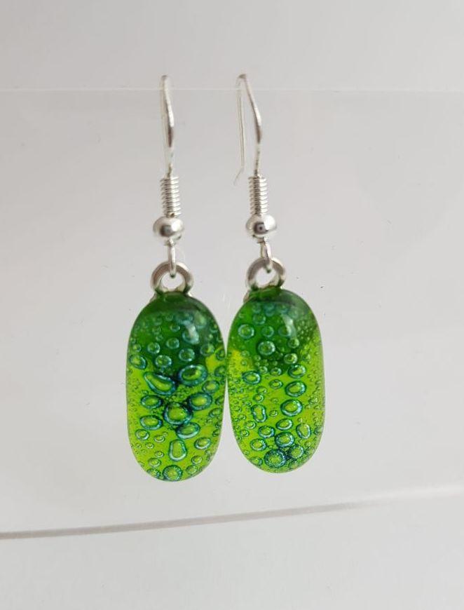 <!-- 002 -->Drop earrings