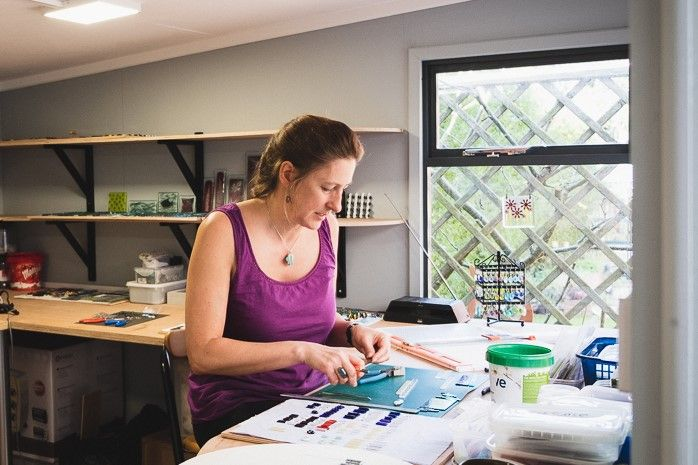 What is glass fusing? How do you cut glass? How do you make glass jewellery?