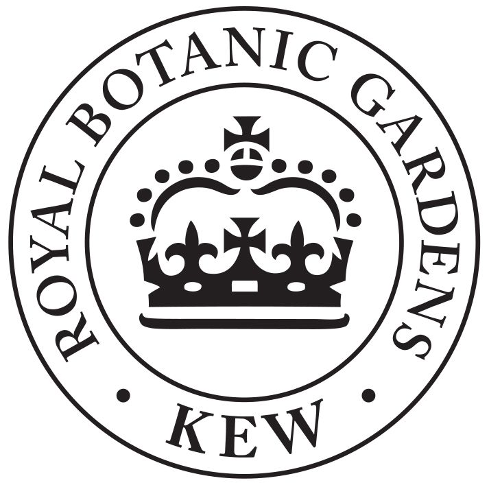 Kew Gardens logo - Kew's gift shop made a large wholesale order of bubbles glass jewellery for their shop